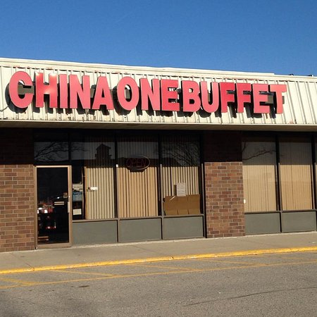 Storm Lake, IA: China One Buffet store front!