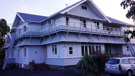 Bamber House Hostel: The House