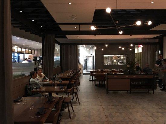 San Mateo, CA: Pausa Bar & Cookery