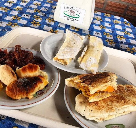 Cafe Regional Tapiri Foto