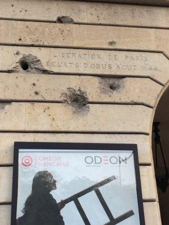 Photo of Theater Odeon, Theatre de L'Europe at 1 Pl De L'odéon, Paris 75006, France