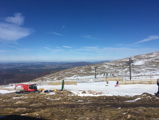 Aviemore, UK: CairnGorm Mountain