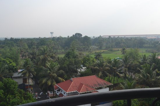 Nedumbassery, Индия: View from Room