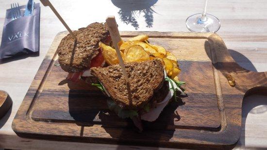 Voorschoten, The Netherlands: Clubsandwich