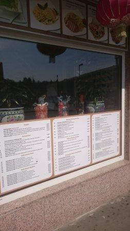 Backnang, Tyskland: Schaufenster