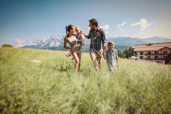 Hotel Schwaigerhof: Idealer Ausgangspunkt für Wanderungen