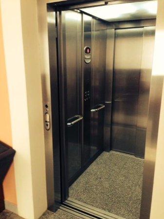 Hotel Sv Mihovil Trilj - elevator