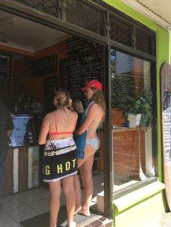Woolgoolga, Australia: Woopi