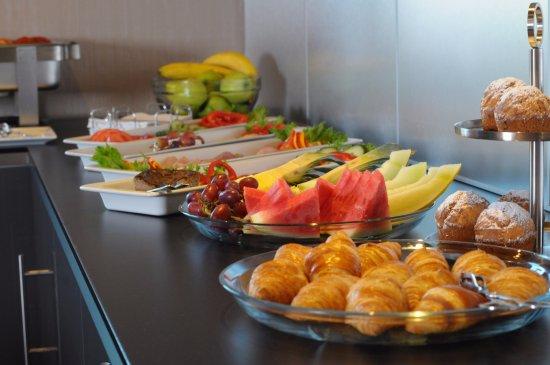Moss Hotel : Breakfast buffet
