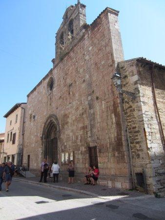 Leonessa, Ιταλία: Chiesa