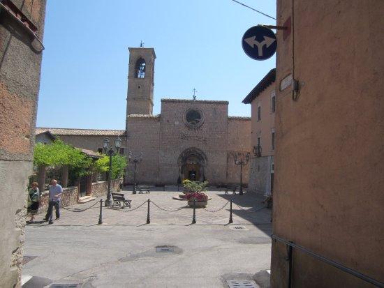 Leonessa, Ιταλία: Chiesa di san Francesco