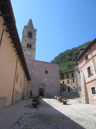 Leonessa, Ιταλία: Chiesa di San Pietro