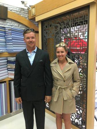 Exclusive Tailor: Happ