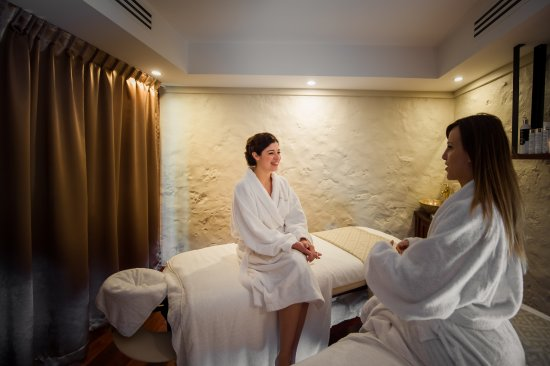 Crafers, Australia: Enjoy a couples treatment