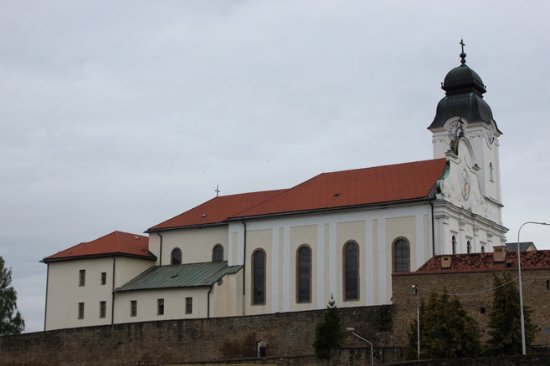 Church of St. Spirit and monastery of Minorites