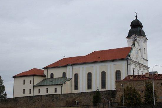 Levoca, Slowakei: Vista fuori porta
