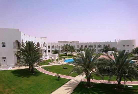 Liwa Oasis, Vereinigte Arabische Emirate: Grounds (4)