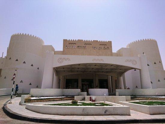 Liwa Oasis, Vereinigte Arabische Emirate: Exterior