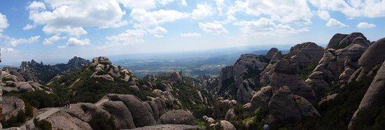 Sant Jeroni: Peak View