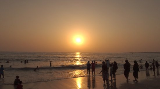 Photo of Beach Juhu Beach at Mumbai (Bombay) 400049, India