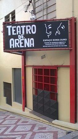 Centro de Pesquisa de Artes Cenicas - de Arena Theater