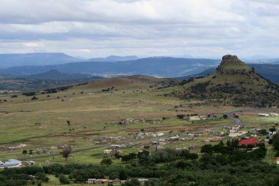 Foto de Isandlwana