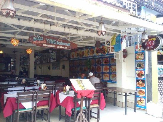 Ying Restaurant: кафе