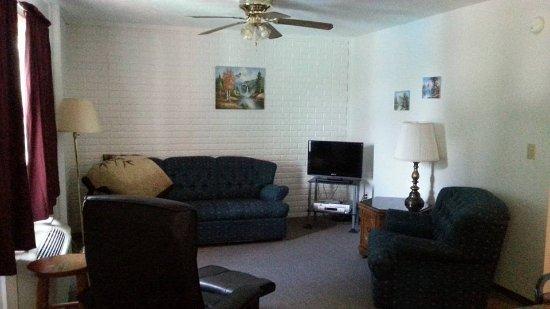 Harpers Valley Resort: Comfortable living rooms
