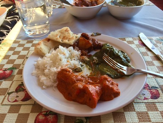 Conception Bay South, Canada: Indian food in Topsail, NL