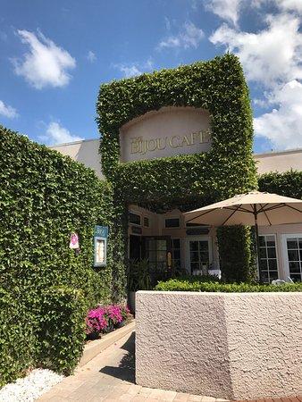 Great Sarasota lunch spot