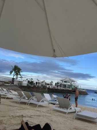 Ibiza Beach Club: This place is spectacular!!! This is likely the highlight of our trip!! A GEM!! I wish I had kno