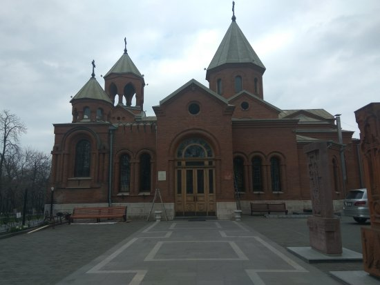 ‪Church of St. Gregory the Illuminator‬