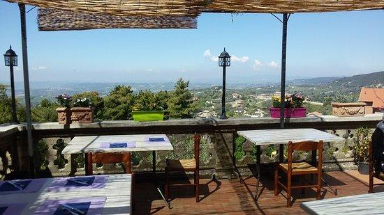 Calvi dell'Umbria, Włochy: Terrazza