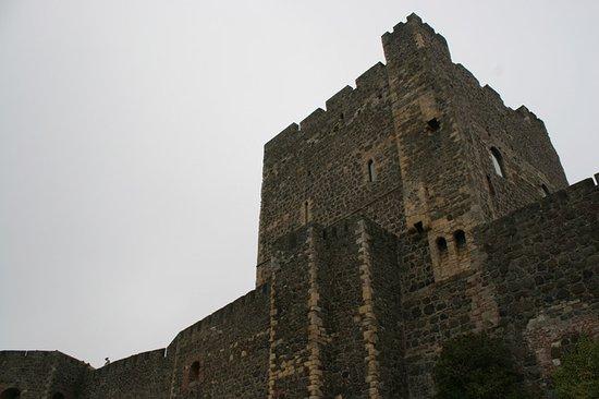 Carrickfergus, UK: 城砦外観