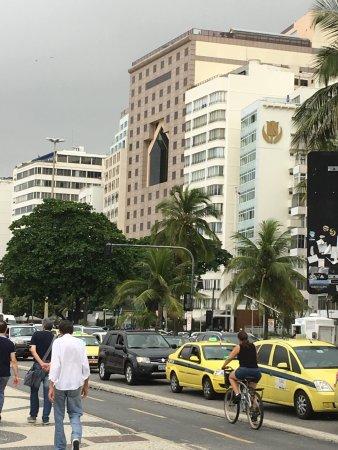 Best hotel in Copa cabana