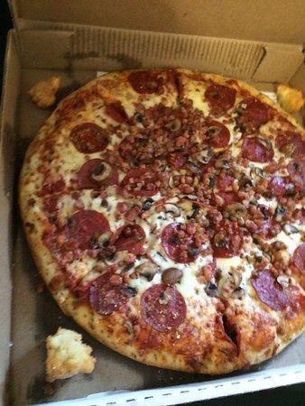 Brenda's Pizza Factory