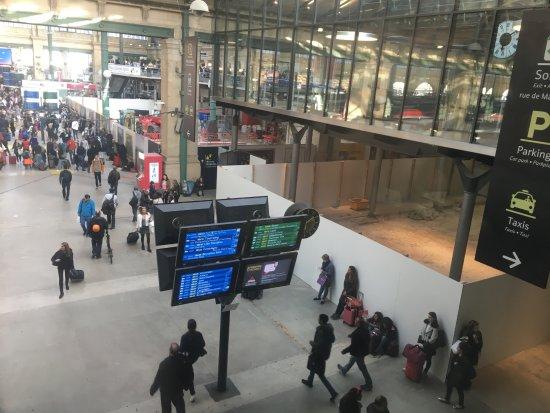 Photo of Train Station Gare SNCF de Paris Nord at 18 Rue De Dunkerque, Paris 75010, France