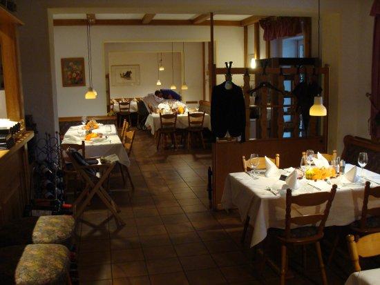 Bad Elster, Γερμανία: Restaurant lange Ecke