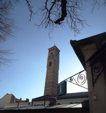 Gazi Husrev-beg Mosque: Lunar clock