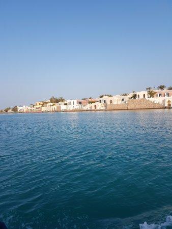Hotel Sultan Bey Resort: Blick Lagune