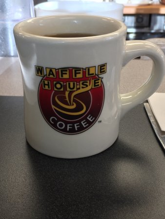 Columbus, MS: Coffee $1.85