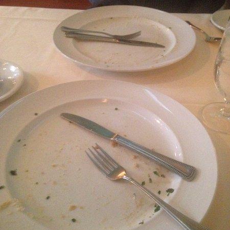 Southern Inn Restaurant: after !!