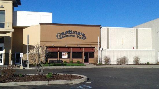 Garfields Restaurant Pub Ohio Valley Mall St Clairsville