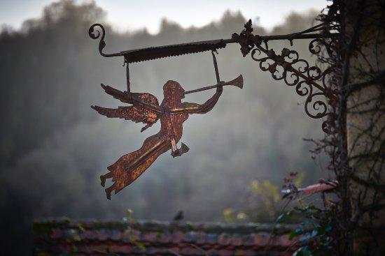 Коберн-Гондорф, Германия: Details vom Hof aus gesehen