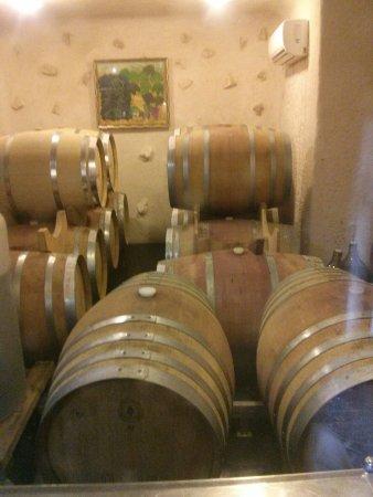 Ramot Naftali, Israël: Naaman Winery