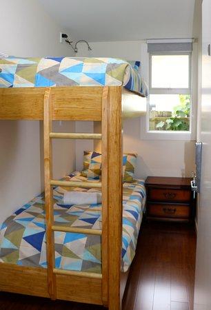 Oxford, New Zealand: Twin Room