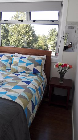 Oxford, New Zealand: Double room
