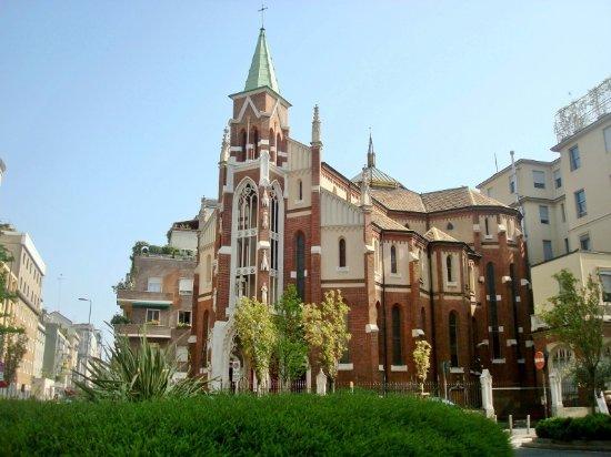 Santuario San Camillo de Lellis