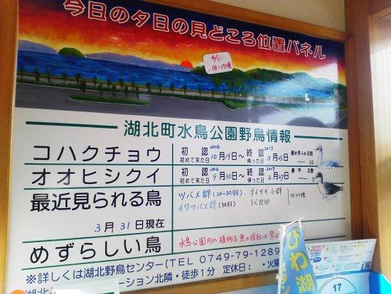Michi-no-Eki Kohoku Mizudori Station