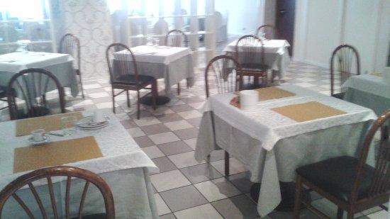 Hotel Ristorante Rometta: Sala colazione